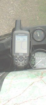 GPS and motorcycle touring