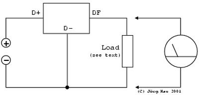 joergs motorcycle pages voltage regulator test circuit for voltage regulator